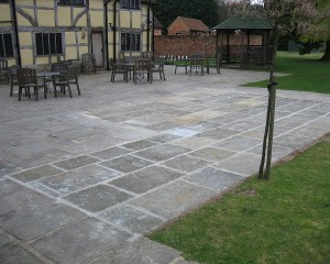 Patio building Surrey and Hampshire