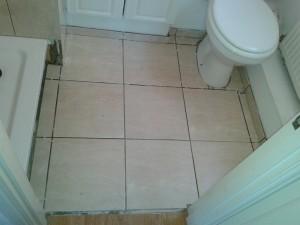 Bathroom tiling Ash Vale