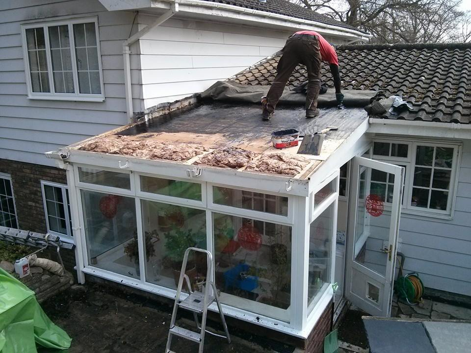 Roofing Conservatory Insulation In Guildford Surrey