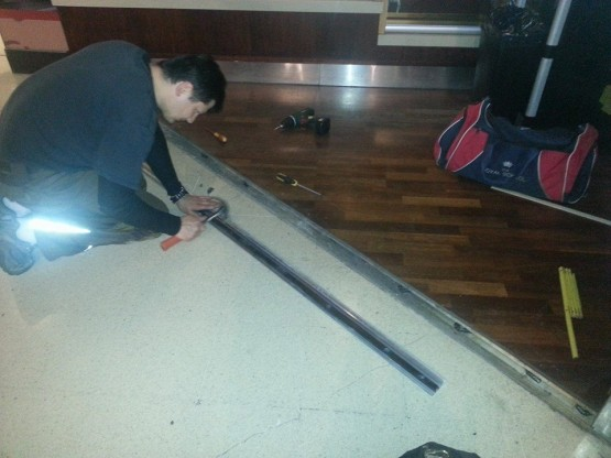 Floor repair Guildford