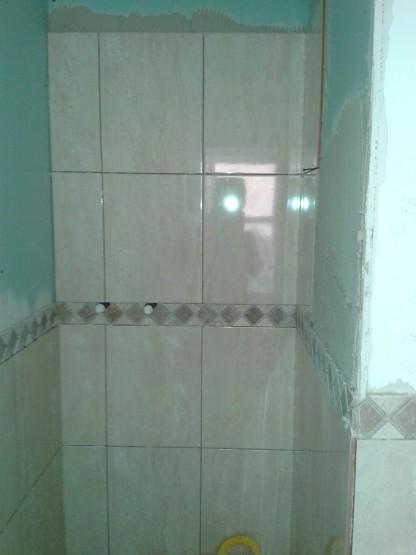 en-suite shower room installation Surrey