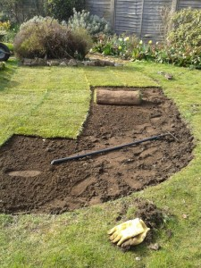 Turfing Surrey and Hampshire
