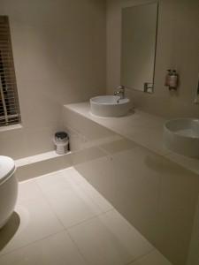 Bathroom tiling Godalming