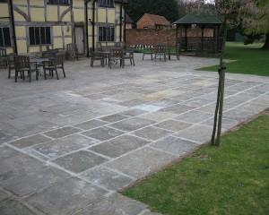 Patio building Surrey and Hampshire