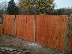 Fence building Surrey