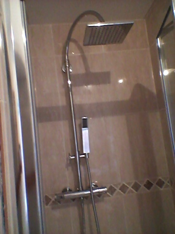 shower room installation Ash Vale