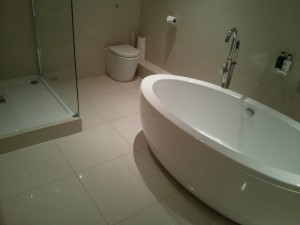 Bathroom tiling Godalming, Farncombe