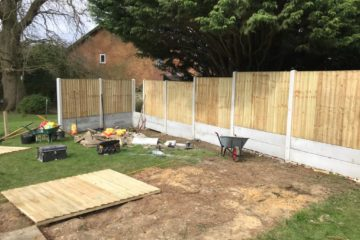 Fence repair and installation